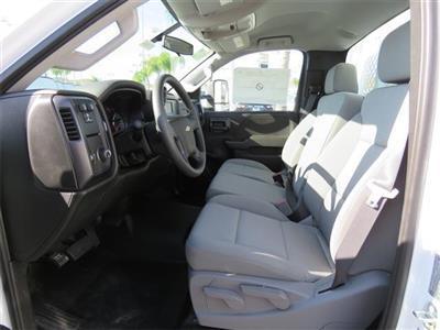 2017 Silverado 3500 Regular Cab DRW 4x2,  Harbor Standard Contractor Body #T17464 - photo 11