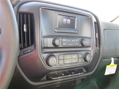 2017 Silverado 3500 Regular Cab DRW 4x2,  Harbor Standard Contractor Body #T17464 - photo 12