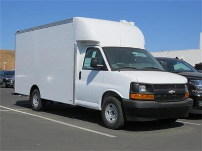 2017 Express 3500,  Supreme Spartan Cargo Cutaway Van #T17624 - photo 3