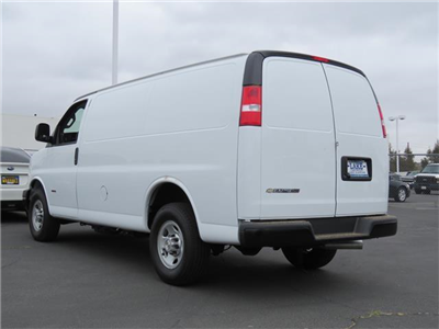 2017 Express 3500,  Weather Guard Upfitted Cargo Van #T17698 - photo 10