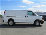2017 Express 3500,  Weather Guard Upfitted Cargo Van #T17698 - photo 5