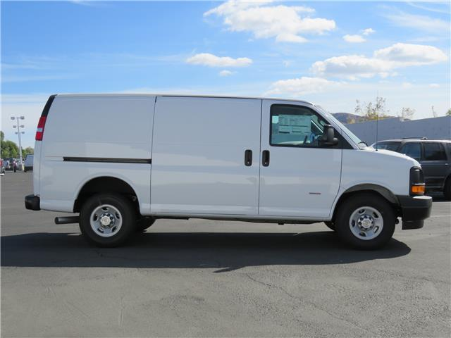 2017 Express 3500,  Weather Guard Upfitted Cargo Van #T17699 - photo 5