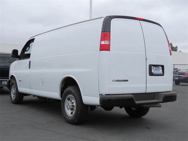 2017 Express 3500,  Weather Guard Upfitted Cargo Van #T17699 - photo 10