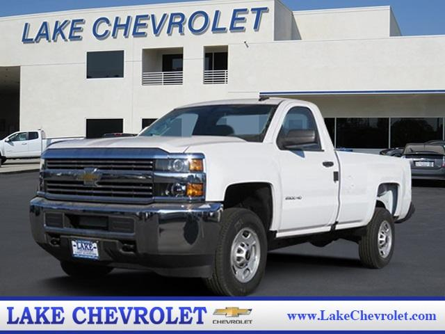 2017 Silverado 2500 Regular Cab, Pickup #T17728 - photo 1