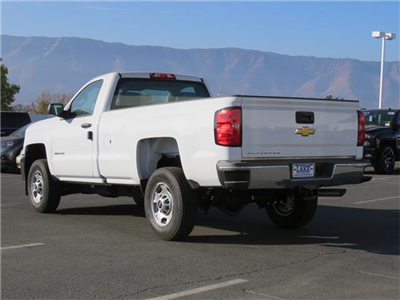 2017 Silverado 2500 Regular Cab, Pickup #T17728 - photo 2