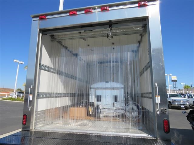 2017 LCF 4500 Regular Cab 4x2,  Morgan Cold Star Refrigerated Body #T17731 - photo 10