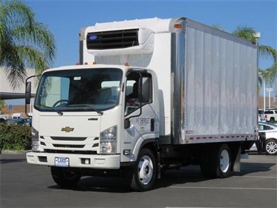 2017 LCF 4500 Regular Cab 4x2,  Morgan Cold Star Refrigerated Body #T17731 - photo 1