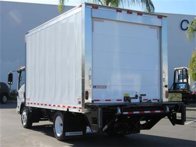2017 LCF 4500 Regular Cab 4x2,  Morgan Cold Star Refrigerated Body #T17731 - photo 2