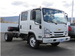 2017 LCF 4500 Crew Cab 4x2,  Cab Chassis #T17733 - photo 4