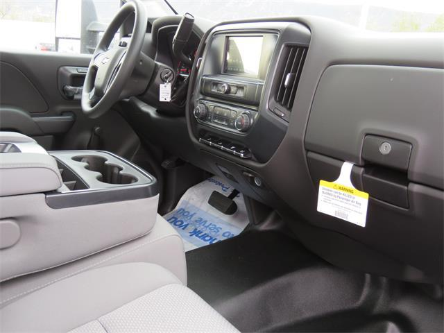 2017 Silverado 3500 Regular Cab DRW 4x2,  Royal Contractor Body #T17736 - photo 7