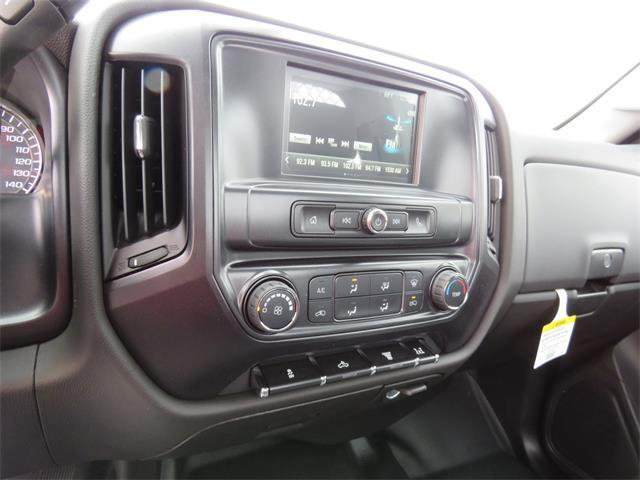 2017 Silverado 3500 Regular Cab DRW, Royal Contractor Body #T17736 - photo 9