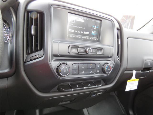 2017 Silverado 3500 Regular Cab DRW, Harbor TradeMaster Service Body #T17738 - photo 10