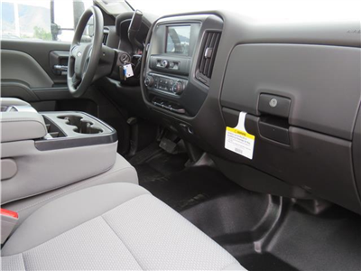 2017 Silverado 3500 Regular Cab DRW, Harbor TradeMaster Service Body #T17738 - photo 7