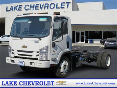 2017 LCF 5500XD Regular Cab 4x2,  Cab Chassis #T17747 - photo 1