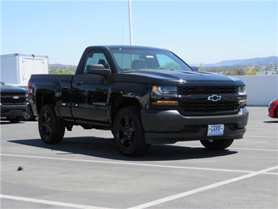 2018 Silverado 1500 Regular Cab 4x2,  Pickup #T18018 - photo 3