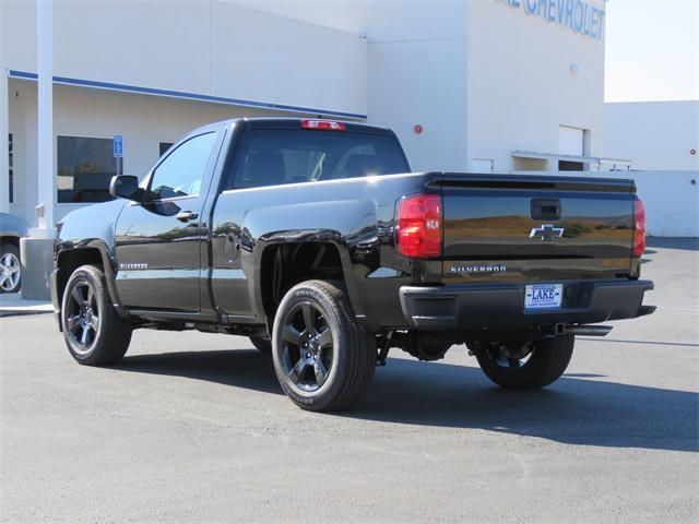 2018 Silverado 1500 Regular Cab, Pickup #T18024 - photo 2