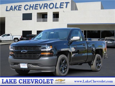 2018 Silverado 1500 Regular Cab, Pickup #T18024 - photo 1