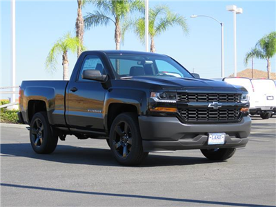 2018 Silverado 1500 Regular Cab, Pickup #T18024 - photo 3