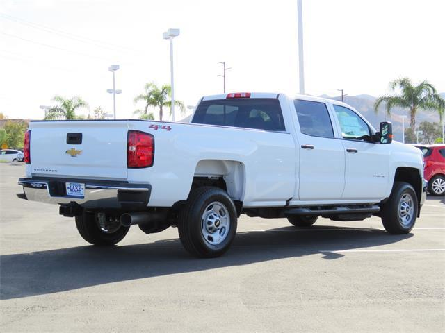 2018 Silverado 2500 Crew Cab 4x4, Pickup #T18071 - photo 2