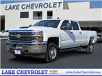 2018 Silverado 2500 Crew Cab 4x4, Pickup #T18071 - photo 1