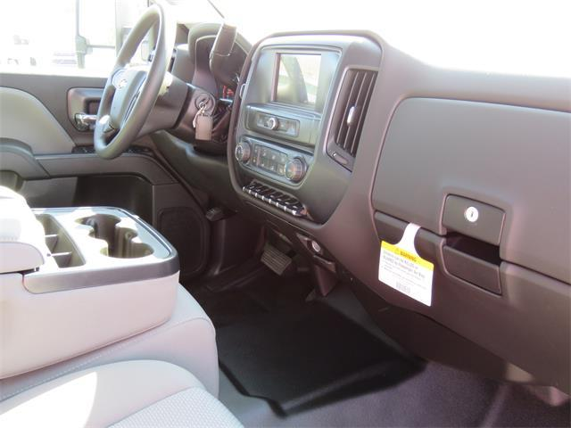 2018 Silverado 2500 Double Cab, Harbor TradeMaster Service Body #T18100 - photo 7