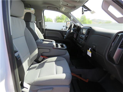 2018 Silverado 2500 Double Cab, Harbor TradeMaster Service Body #T18100 - photo 6