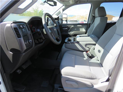 2018 Silverado 2500 Double Cab, Harbor TradeMaster Service Body #T18100 - photo 9