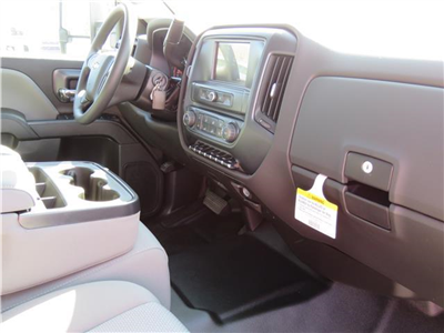 2018 Silverado 2500 Double Cab, Harbor TradeMaster Service Body #T18101 - photo 12