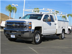 2018 Silverado 2500 Double Cab, Harbor TradeMaster Service Body #T18101 - photo 3