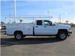 2018 Silverado 2500 Double Cab, Harbor TradeMaster Service Body #T18101 - photo 4