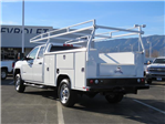 2018 Silverado 2500 Double Cab, Harbor TradeMaster Service Body #T18101 - photo 8