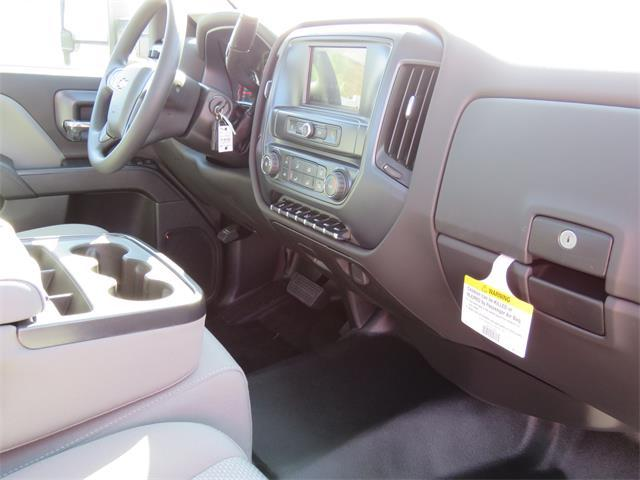 2018 Silverado 3500 Regular Cab DRW 4x2,  Martin's Quality Truck Body Landscape Dump #T18103 - photo 6