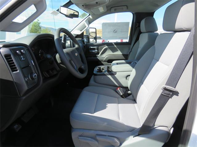 2018 Silverado 3500 Regular Cab DRW 4x2,  Martin's Quality Truck Body Landscape Dump #T18103 - photo 7