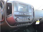 2018 Silverado 3500 Regular Cab DRW 4x2,  Martin's Quality Truck Body Landscape Dump #T18103 - photo 8