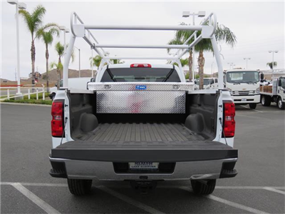 2018 Silverado 2500 Double Cab,  Pickup #T18147 - photo 4