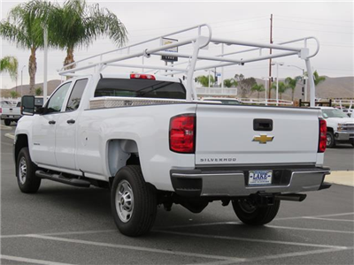 2018 Silverado 2500 Double Cab,  Pickup #T18147 - photo 2
