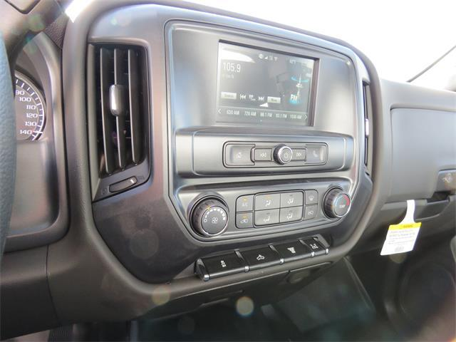 2018 Silverado 3500 Regular Cab DRW, Harbor Combo Body #T18209 - photo 10