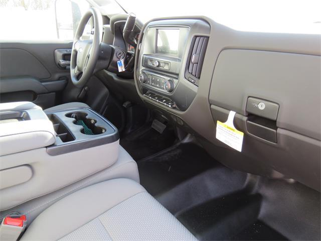 2018 Silverado 3500 Regular Cab DRW, Harbor Combo Body #T18209 - photo 7