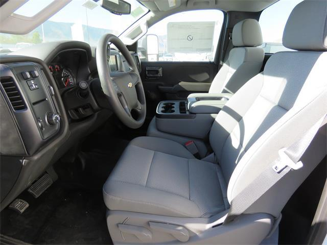 2018 Silverado 3500 Regular Cab DRW, Harbor Combo Body #T18209 - photo 8