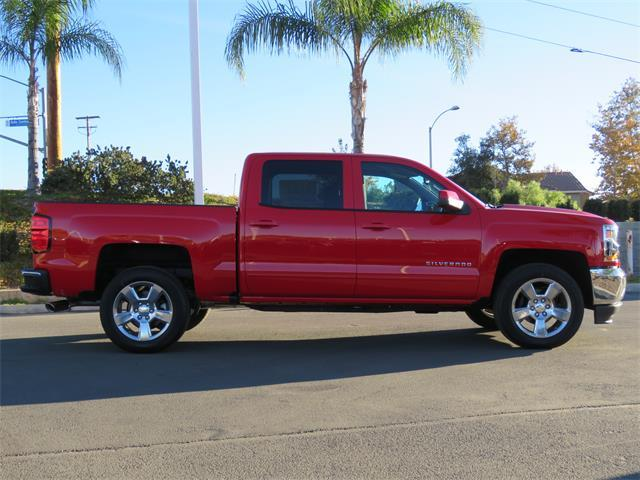 2018 Silverado 1500 Crew Cab 4x2,  Pickup #T18226 - photo 4