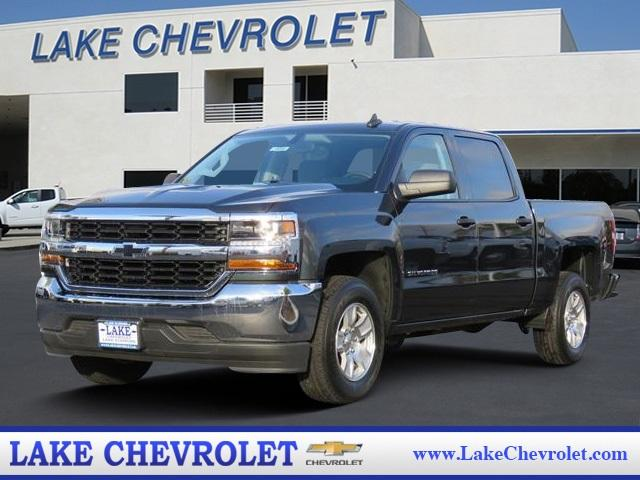 2018 Silverado 1500 Crew Cab, Pickup #T18242 - photo 1