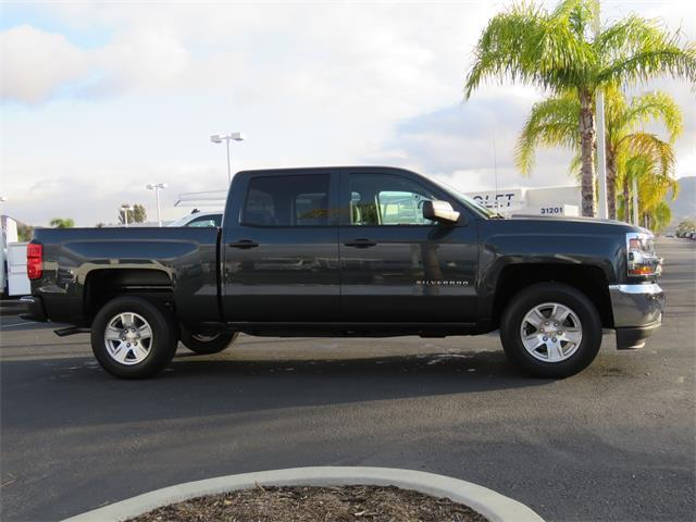 2018 Silverado 1500 Crew Cab, Pickup #T18242 - photo 4