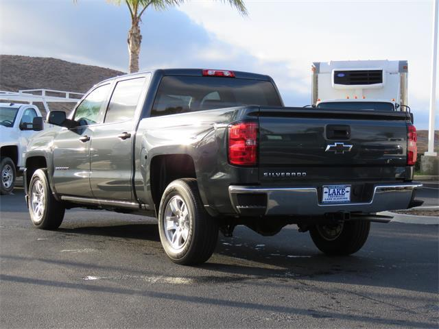 2018 Silverado 1500 Crew Cab, Pickup #T18242 - photo 2