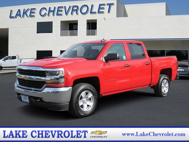 2018 Silverado 1500 Crew Cab, Pickup #T18261 - photo 1