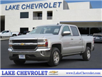 2018 Silverado 1500 Crew Cab, Pickup #T18263 - photo 1