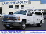 2018 Silverado 3500 Regular Cab DRW, Royal Combo Body #T18272 - photo 1
