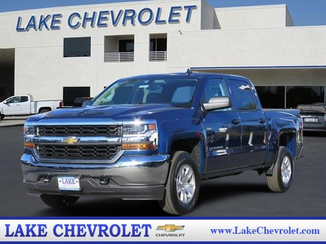 2018 Silverado 1500 Crew Cab 4x2,  Pickup #T18273 - photo 1