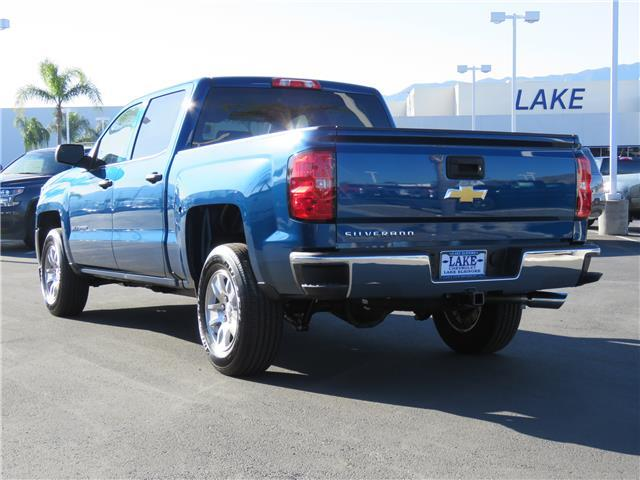 2018 Silverado 1500 Crew Cab 4x2,  Pickup #T18273 - photo 2