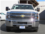 2018 Silverado 3500 Regular Cab DRW, Cab Chassis #T18286 - photo 3