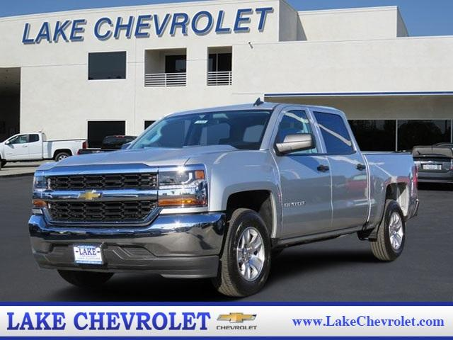 2018 Silverado 1500 Crew Cab, Pickup #T18305 - photo 1